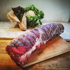 What a beautiful #beef #brisket! From @ButcherDunn  A new #pie creation is in the making. See it & taste it at Sandwich Food Fayre 9th & 10th May. #meat #kentfood