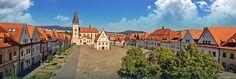Výsledok vyhľadávania obrázkov pre dopyt Bardejov Relax, Europe, Mansions, History, World, House Styles, City, Nature, Travel