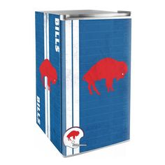 Use this Exclusive coupon code: PINFIVE to receive an additional 5% off the Buffalo Bills Counter Height Legacy Fridge at SportsFansPlus.com