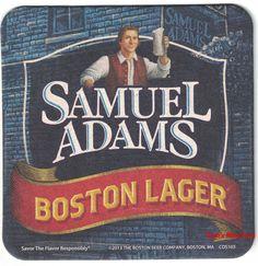 Samuel Adams Boston Lager, Boston Beer, Beer Company, Beer Coasters, Books, Libros, Book, Book Illustrations, Libri