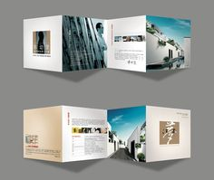 Dream South real estate brochure PSD