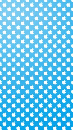 Download Little Blue Apples-02 640 x 1136 Wallpapers - 4439701 - iPhone Apple Abstract | mobile9