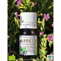 Une huile essentielle fongicide, antiparasitaire et antibactérienne à large spectre d'action : HE Sarriette (Satureja montana) bio