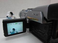 SONY DCR-TRV110 ナイトショット
