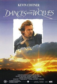 High resolution official theatrical movie poster ( of for Dances With Wolves Image dimensions: 1008 x Directed by Kevin Costner. Starring Kevin Costner, Mary McDonnell, Graham Greene, Rodney A. Kevin Costner, Wolf Movie, Movie Stars, Movie Tv, Dirty Dancing, Great Films, Good Movies, Ver Video, Dances With Wolves
