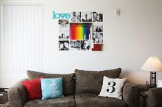 Smart DIY Melted Crayon Art Project Adding Color To Any Decor [Video Included]