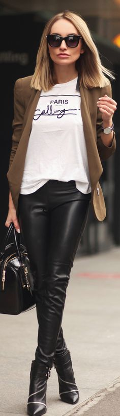 Street Fashion Chic: DKNY!