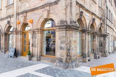 Unsere Bierothek eröffnete im Juli 2014 in Bamberg ihre Pforten für alle Bierliebhaber. Bamberg, Beer
