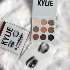 @kyliecosmetics: #Repost @spottedstyleblog ・・・ So my first impressions on this palette is WOW I can't even express how happy I am that @kyliejenner @kyliecosmetics came so far in this makeup line and there is so much more to come  I'm so excited to use this on my birthday no show you guys my looks