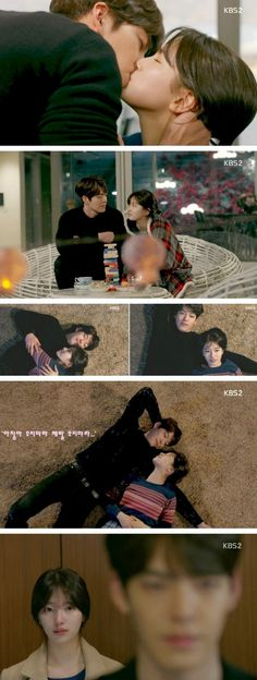[Spoiler] Added episode 15 captures for the #kdrama 'Uncontrollably Fond'