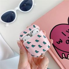 Case For Apple Airpods Case Cute Cartoon Bluetooth Earphone Hard Cover For Air pods Case Accessories Headphone Case For airpod 2 Cute Cases, Cute Phone Cases, Claires Phone Cases, Cool Iphone Cases, Aesthetic Phone Case, Accessoires Iphone, Earphone Case, Airpod Case, Air Pods