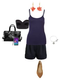 """OOTD 02/02/2016"" by ladykbaez on Polyvore featuring moda, 3.1 Phillip Lim, Zalando, Ultimo, Coach, Samsung, Alex and Ani, Max Studio, women's clothing e women"