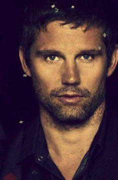 Lovely, lovely man face. Lovely.