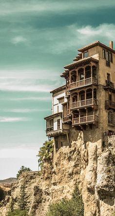Cliff Top Houses, Casas Colgadas, Spain