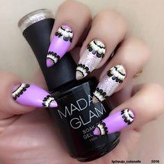 #nailart #nailsticker #manicure #nailtreatment #nailgel