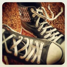 My #old #all-star #shoes