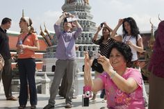 Very interesting article. Martin Parr on tourism and photography.