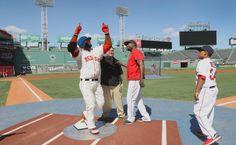 #MLB: Una estatua de LEGO de David Ortiz con 34.510 bloques