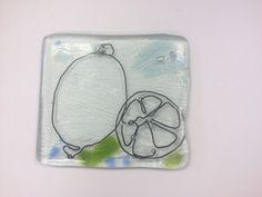 "amygration - wire in glass ""lemons"""