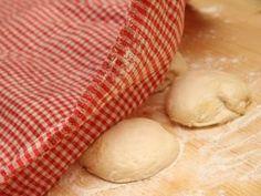 Pita kenyér | Varga Gábor (ApróSéf) receptje - Cookpad receptek Camembert Cheese, Food, Essen, Yemek, Eten, Meals