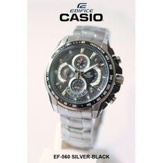 CASIO EDIFICE ORIGINAL BM  (BLACK MARKET)  KELENGKAPAN : BOX, SERTIFIKAT, MANUAL BOOK  CHRONO AKTIF  Rp 800.ooo,-