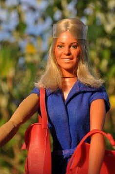 The Bionic Woman Doll.