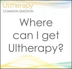 Radiance Advanced Skin and Body Care offers #Ultherapy! #TheWoodlandsTX #Texas #WoodlandsTX #TheWoodlands