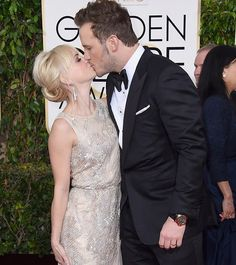 These two are flipping adorable: 21 Times Chris Pratt And Anna Faris Revived Our Faith In Love