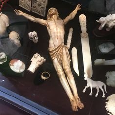 Antique amazing, higly esteemed, top tear european ivory crucifix / call Danilo 0039 335 6815268