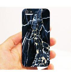 schwarzer Marmor Drucken Telefon Gehäusedeckel, Telefon iPhone und Samsung Galaxy Fällen sind für diejenigen entworfen, die unsere einzigartigen