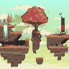 gamesquares: Path to the Sky