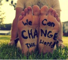 yes....we can change!
