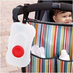Skip Hop Swipe Feuchttuchbox - Blumenkinder.eu - Stoffwindeln, Stoffbinden, Menstruationstassen, Stofftaschentücher, Babykleidung bio