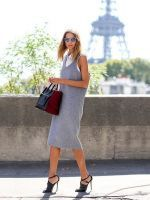 80 French Style Lessons To Learn Now #refinery29  http://www.refinery29.com/2014/10/75565/paris-street-style-photos-fashion-week-2014#slide-21  Don't: Forget that simple pieces — like shirt dresses — can be pumped up, too. ...