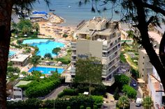 LEBANON, HOLIDAY BEACH RESORT,, NAHR EL KALB