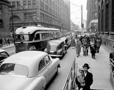 Have a look at Toronto in the Good Old Times An old model of PCC streetcar on Queen Street East 1954 Click individual photos to enlarge and enter the Lightbox Gallery. Toronto and its History How much do you know Toronto Ontario Canada, Toronto City, Good Old Times, Canadian History, Old Models, Canada Travel, Landscape Photos, Historical Photos, Old Photos