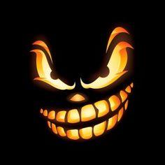 Sinister Jack-o-Lantern