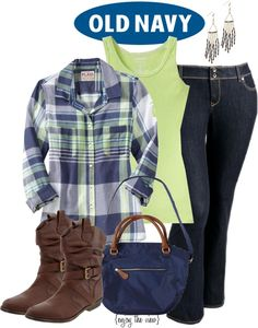 """""""Old Navy"""" by enjoytheview on Polyvore"""