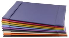Desk Pad -Colorful and fun.This is the perfect starting point to accessorize your desk in your favorite color. $70. Available in 10 colors from Campo Marzio Design Boca Raton. Call us at 561-3911321 to order