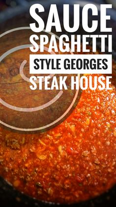 Spaghetti Sauce, Lasagna, Pasta Recipes, Food To Make, Meal Prep, Steak, Food And Drink, Meals, Cake