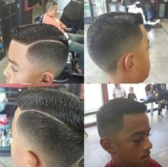 No Kid Can F*#K with This HairCut.