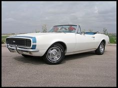 1967 Chevrolet Camaro RS Convertible for sale by Mecum Auction  $25.5k