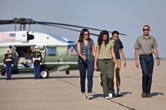 25 Times Michelle Obama's Casual Outfit Proved She's the Chillest First Lady…