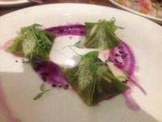 stunning #raw #vegan dishes from the restaurant M.A.K.E. in Santa Monice // via dirtyrottenvegan.com