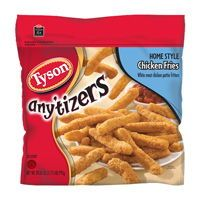 $1.00 off any ONE Tyson® Any'tizers® Snacks