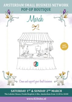 March 020 Pop-Up Brochure (28 pages)