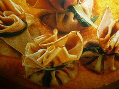 ricetta crepes - con crema di carote