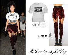 """""""Leigh Anne at a Night Club"""" by little-mix-fashion ❤ liked on Polyvore"""