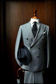 MenStyle1- Men's Style Blog - Men's Suits. FOLLOW: Guidomaggi Shoes Pinterest...