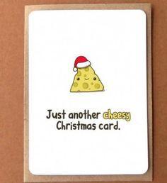 Funny Christmas cards Diy Hilarious Fun 50 Super I - House Goals Ideas Christmas Card Puns, Christmas Doodles, Homemade Christmas Cards, Homemade Cards, Christmas Ecards, Christmas Diy, Happy Birthday Signs, Cute Birthday Cards, Funny Cards